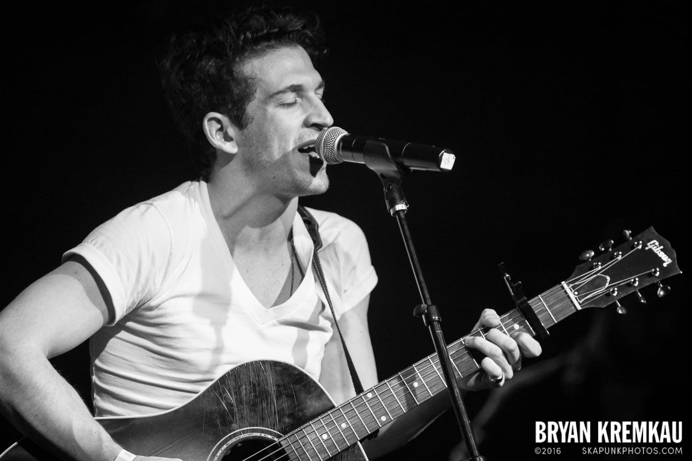Matt Butler @ Highline Ballroom, NYC - 12.26.14 (18)