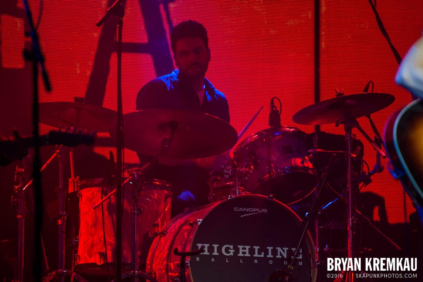 Matt Butler @ Highline Ballroom, NYC - 12.26.14 (6)