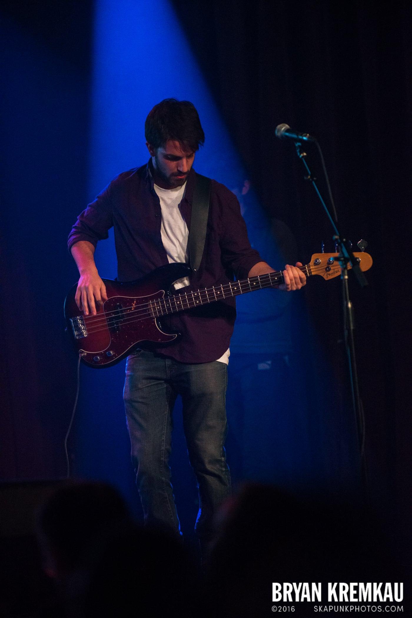 Matt Butler @ Highline Ballroom, NYC - 12.26.14 (1)