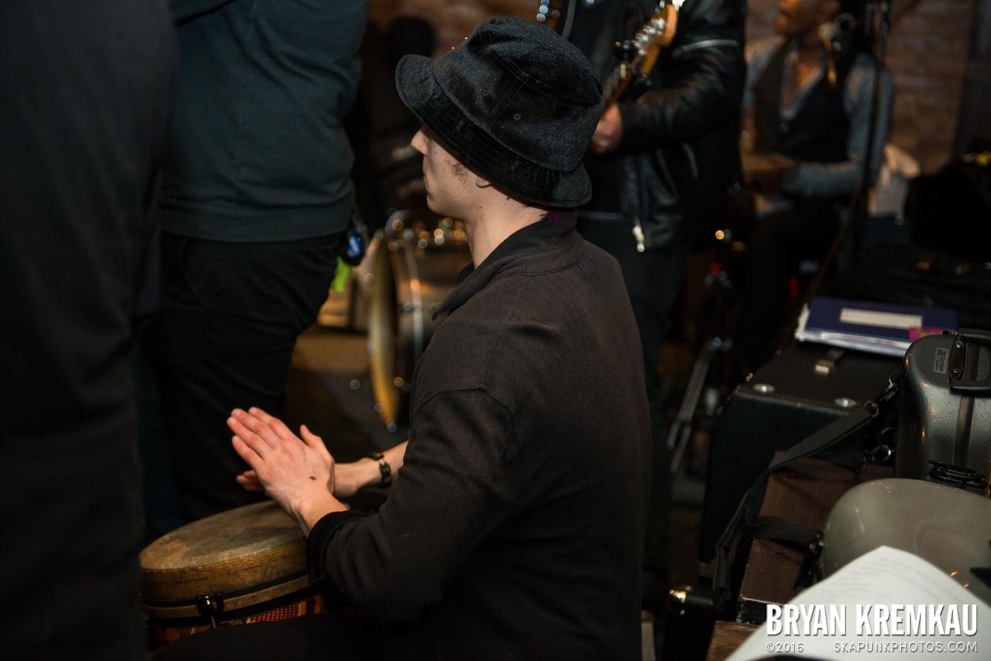 Beat Brigade @ Characters, NYC - 1.3.15 (29)