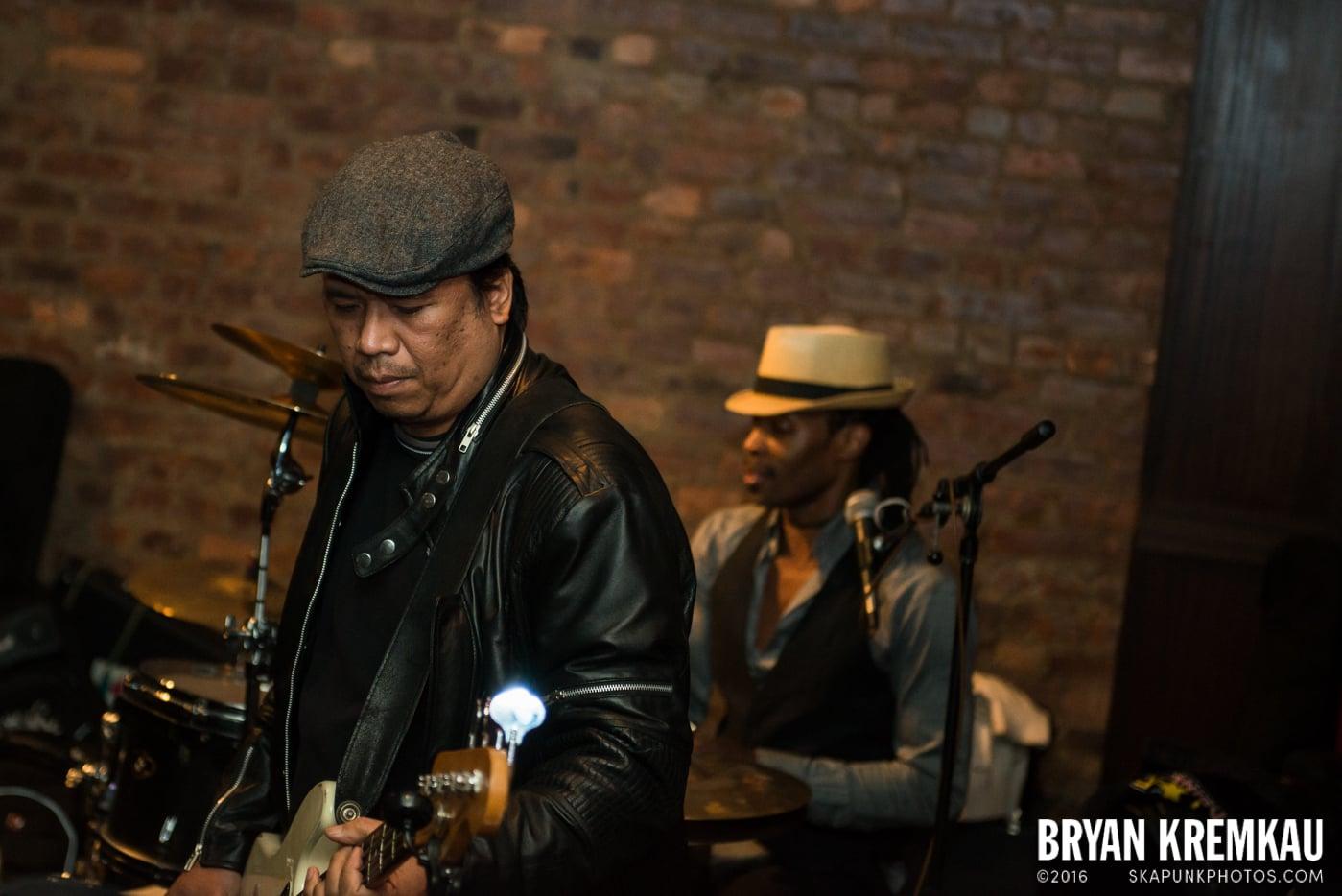 Beat Brigade @ Characters, NYC - 1.3.15 (28)