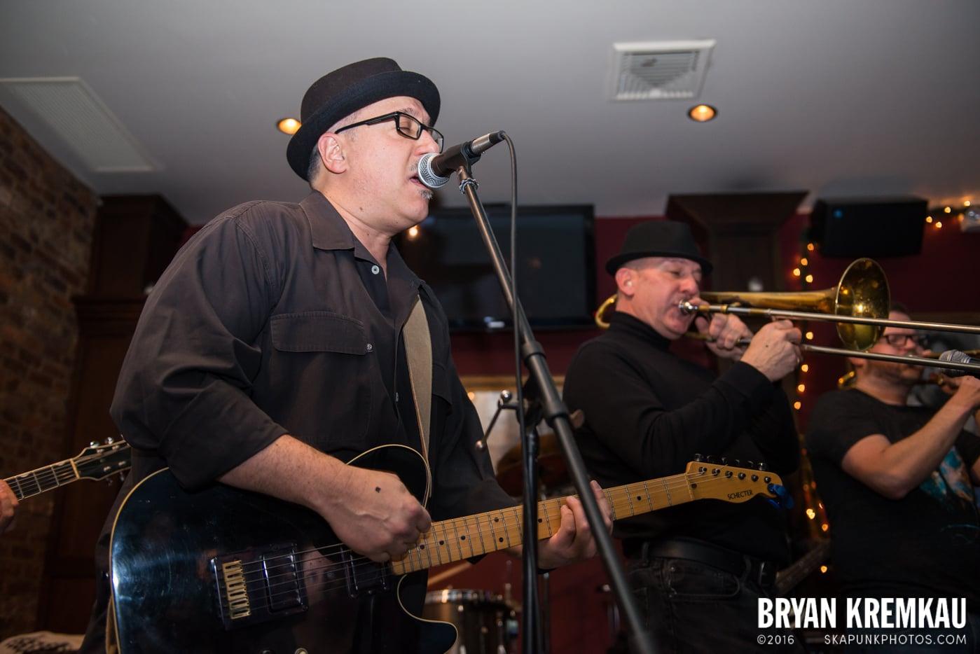 Beat Brigade @ Characters, NYC - 1.3.15 (25)