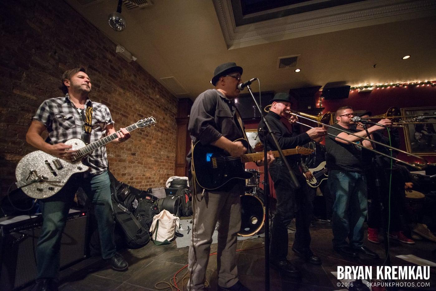 Beat Brigade @ Characters, NYC - 1.3.15 (24)