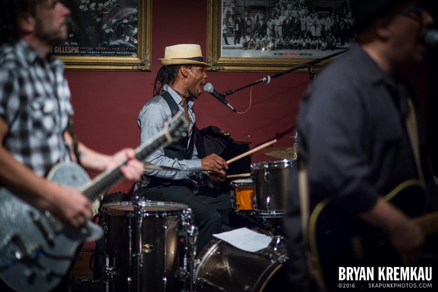 Beat Brigade @ Characters, NYC - 1.3.15 (16)