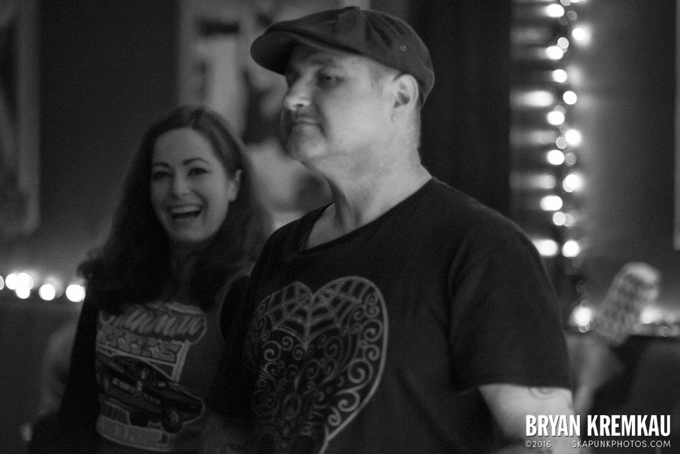 Beat Brigade @ Characters, NYC - 1.3.15 (14)
