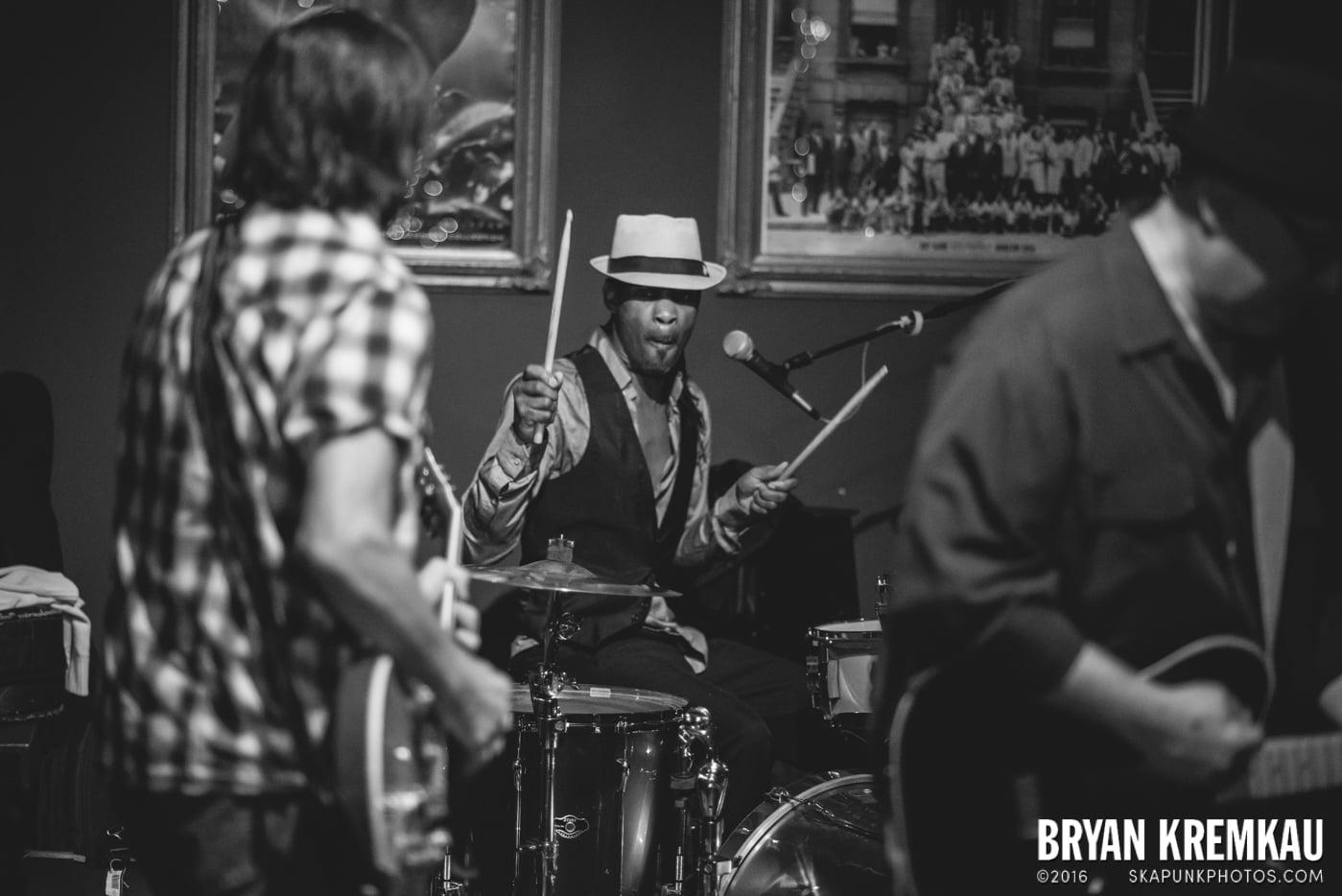 Beat Brigade @ Characters, NYC - 1.3.15 (12)