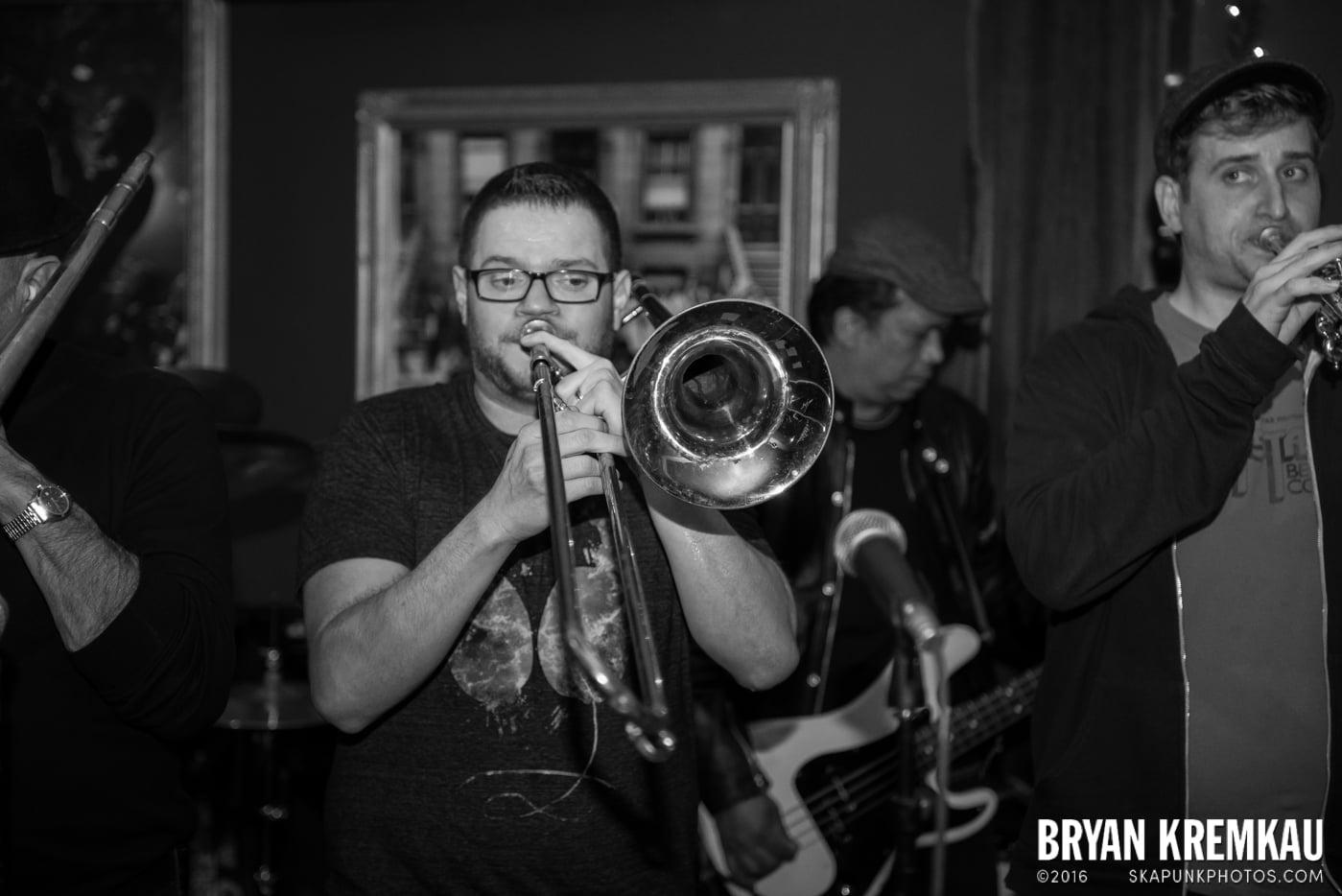 Beat Brigade @ Characters, NYC - 1.3.15 (8)