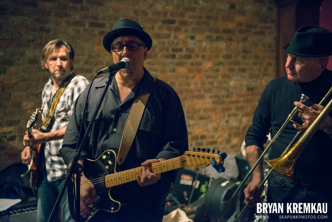 Beat Brigade @ Characters, NYC - 1.3.15 (6)