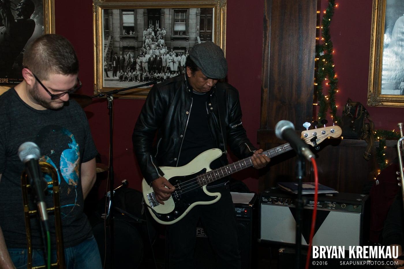 Beat Brigade @ Characters, NYC - 1.3.15 (4)