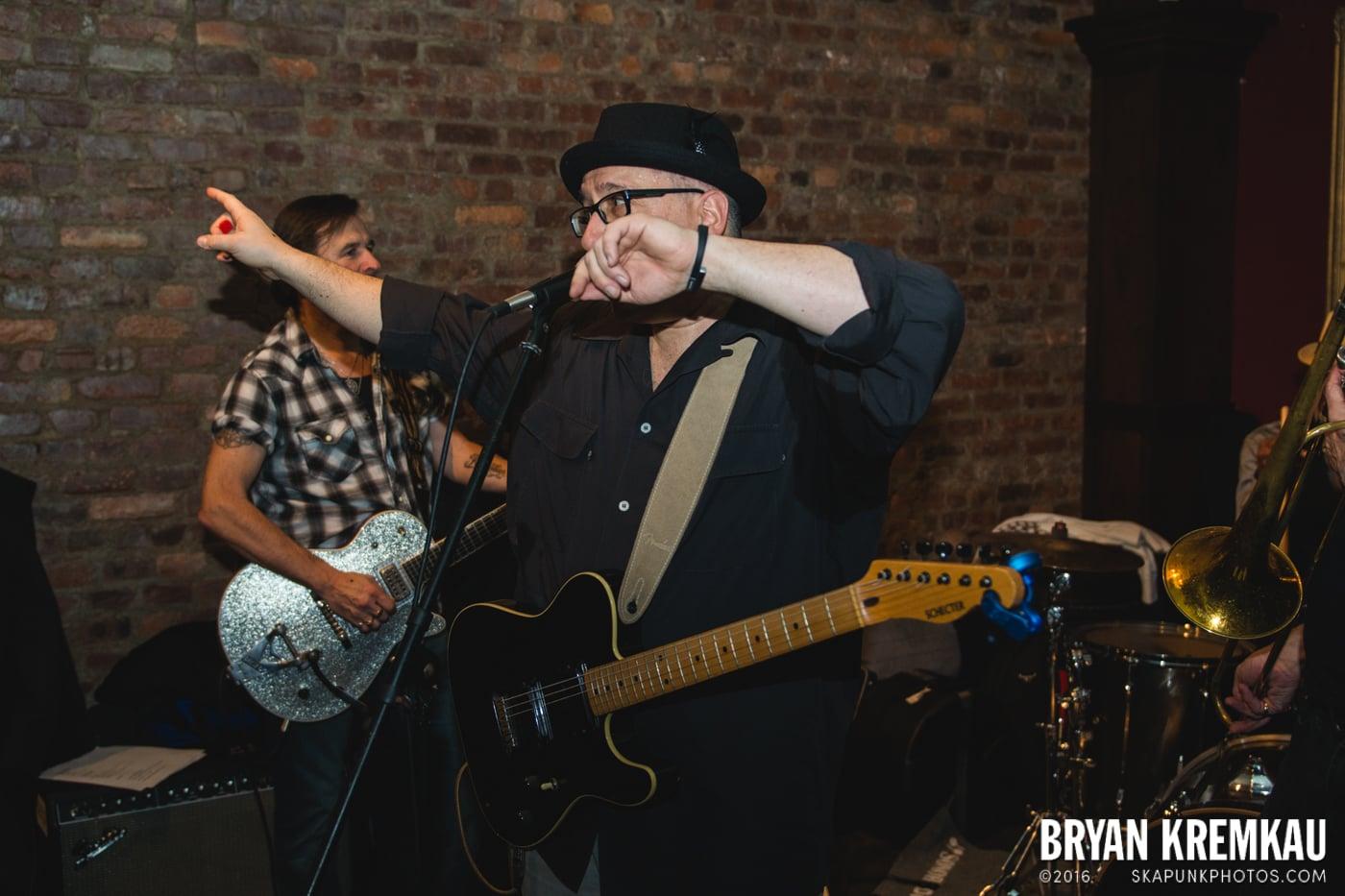 Beat Brigade @ Characters, NYC - 1.3.15 (2)