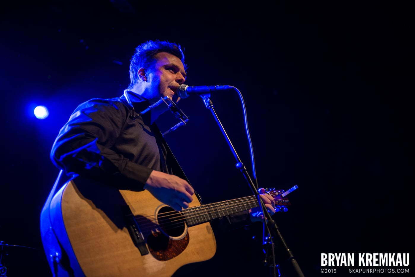 Bryan McPherson @ Irving Plaza, NYC - 3.9.15 (13)