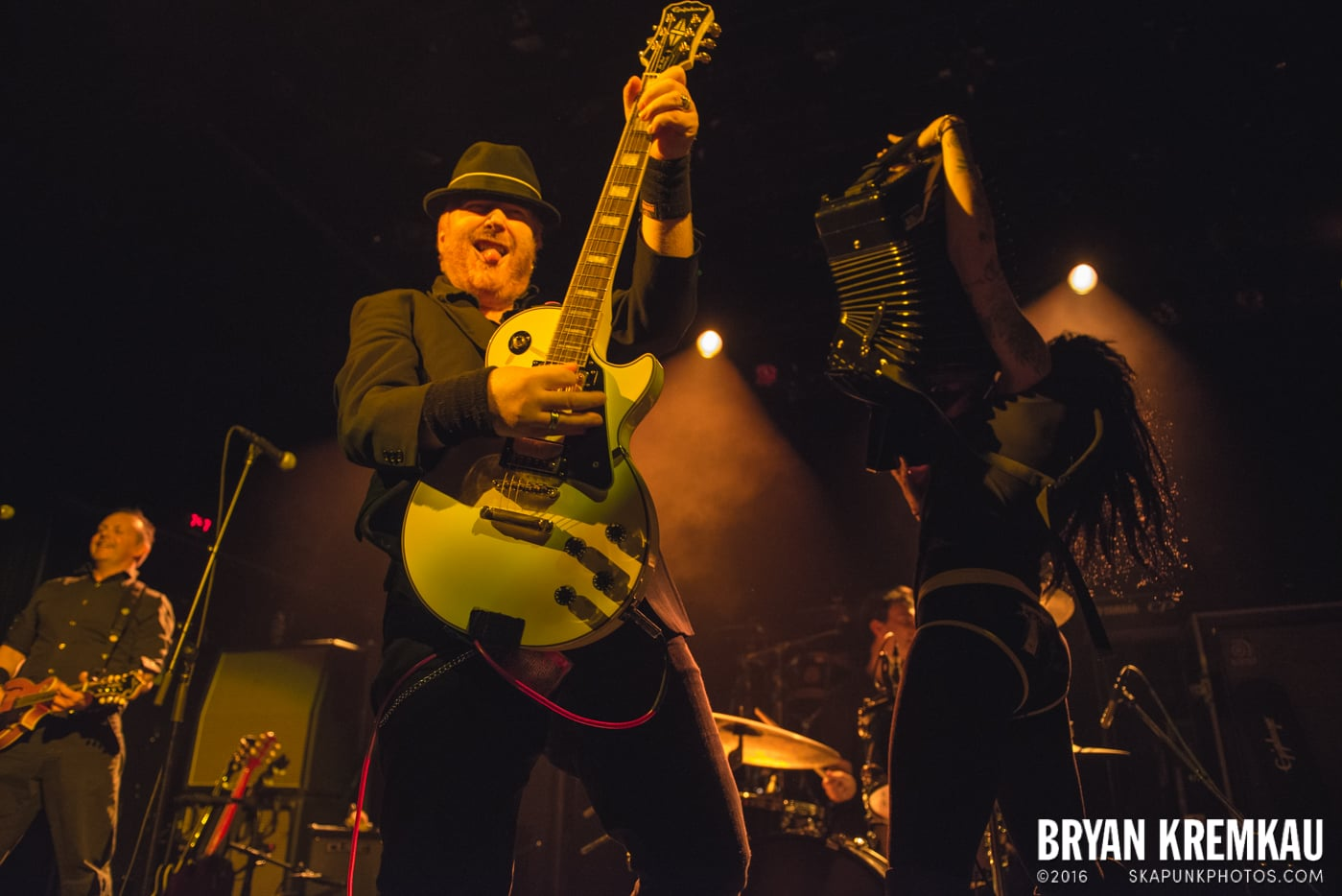 The Mahones @ Irving Plaza, NYC - 3.9.15 (60)