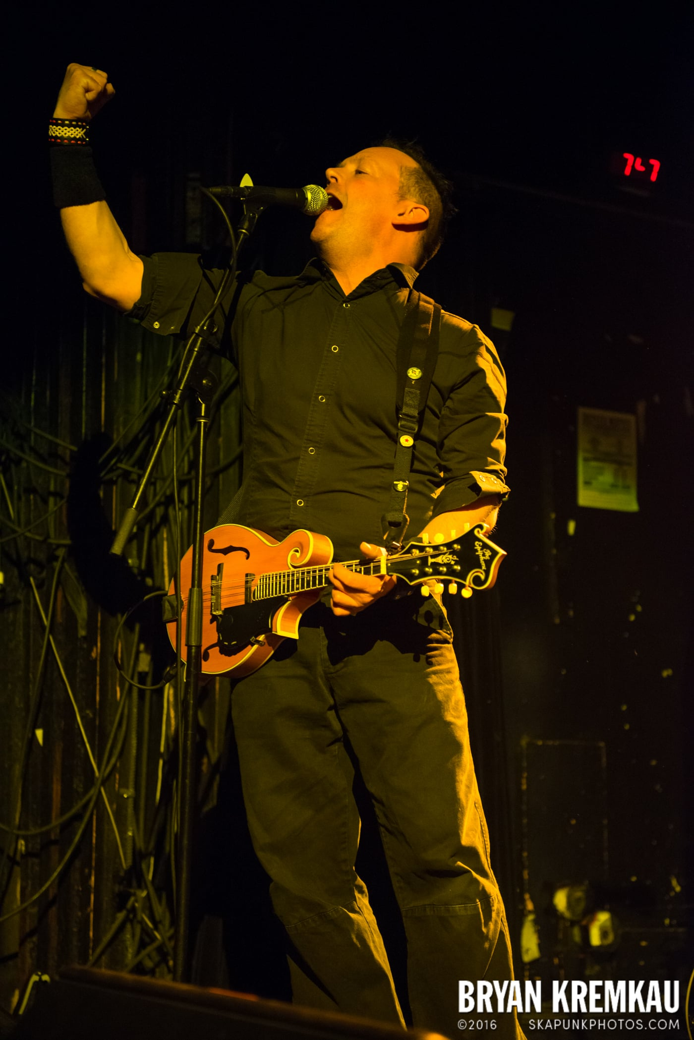 The Mahones @ Irving Plaza, NYC - 3.9.15 (59)