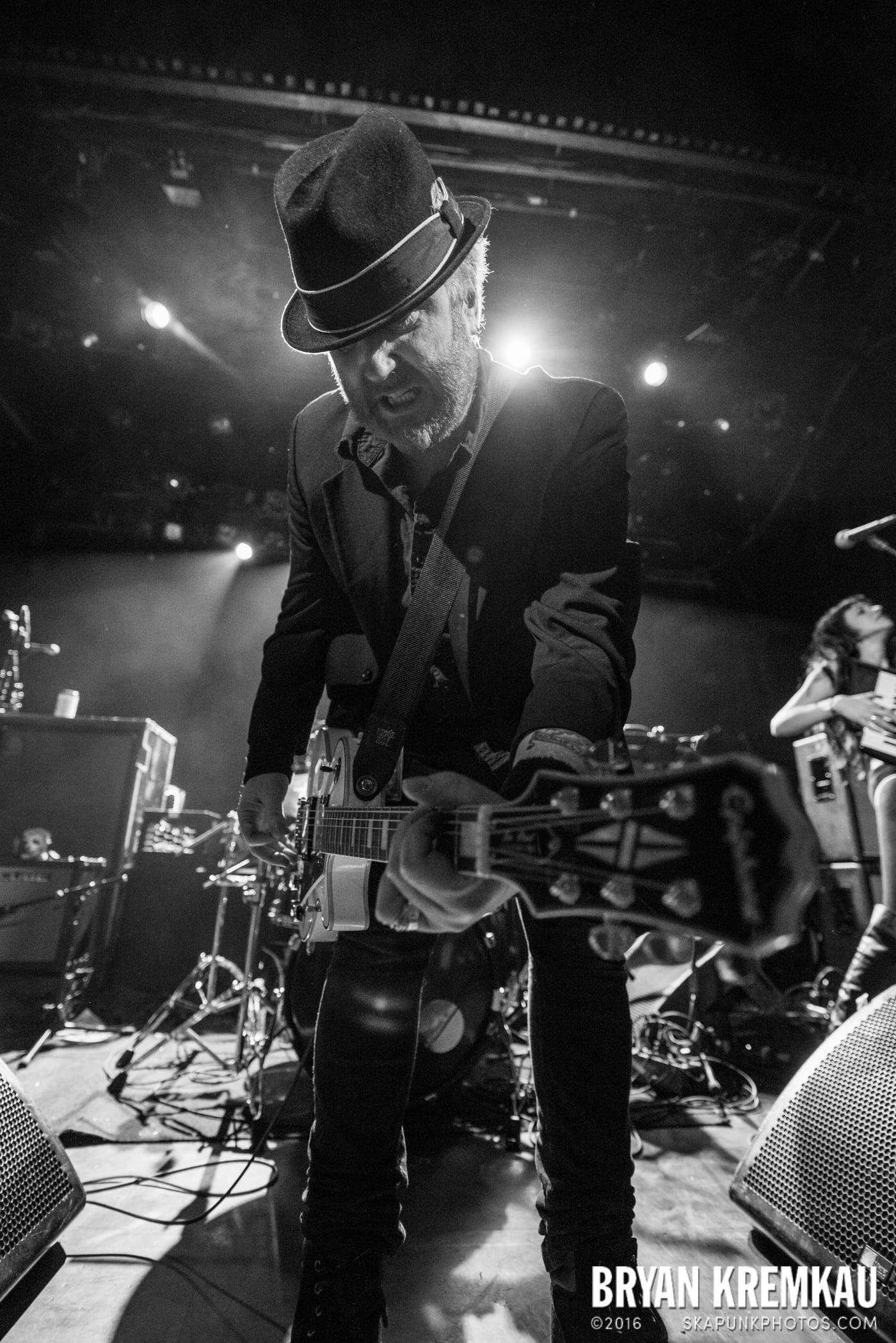 The Mahones @ Irving Plaza, NYC - 3.9.15 (25)