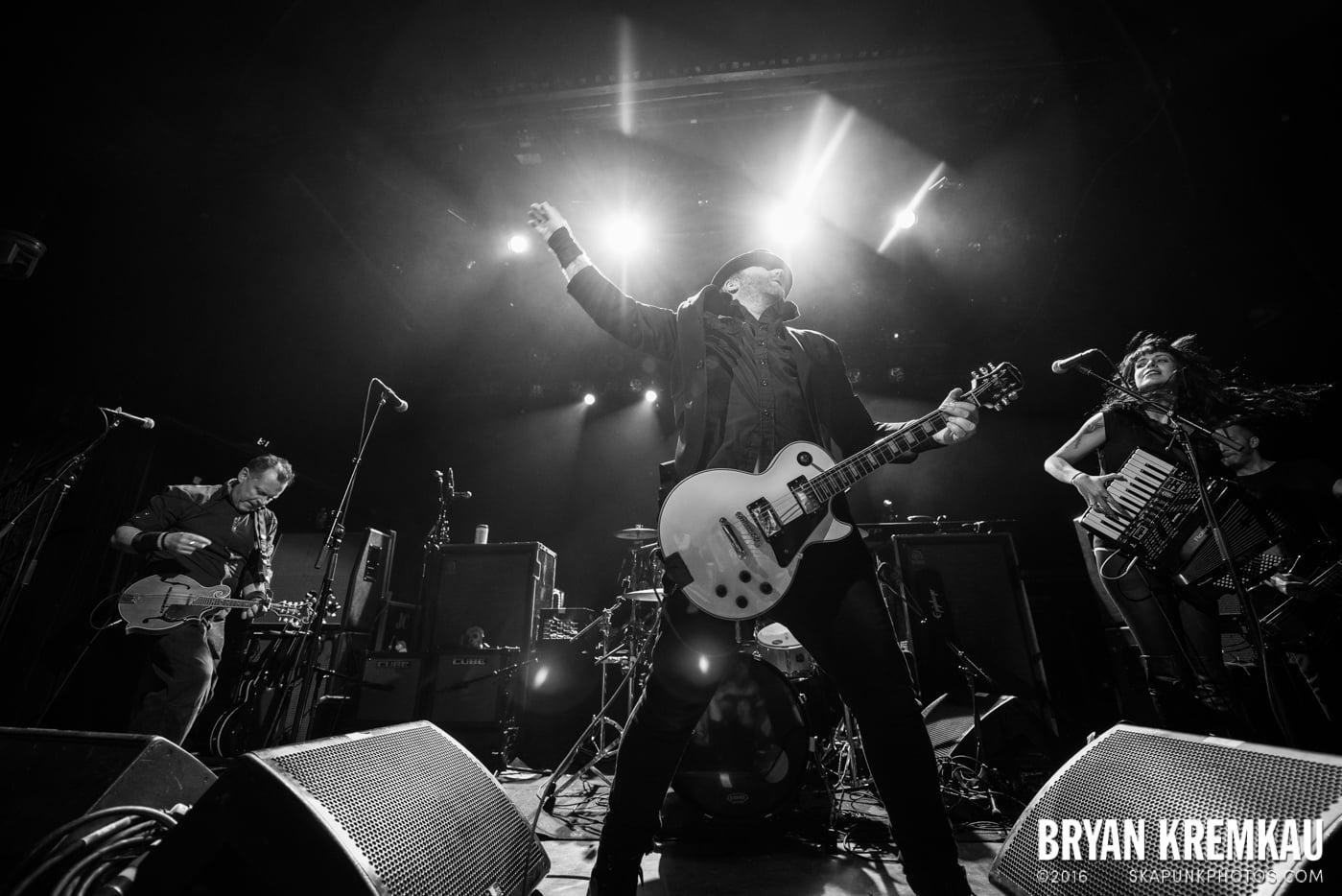 The Mahones @ Irving Plaza, NYC - 3.9.15 (22)
