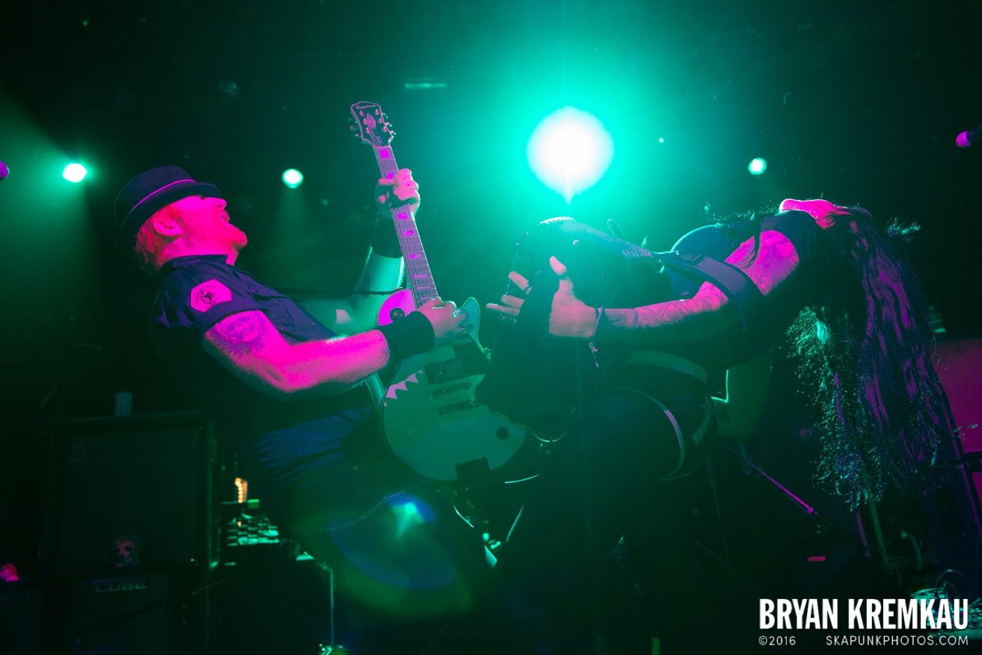 The Mahones @ Irving Plaza, NYC - 3.9.15 (16)