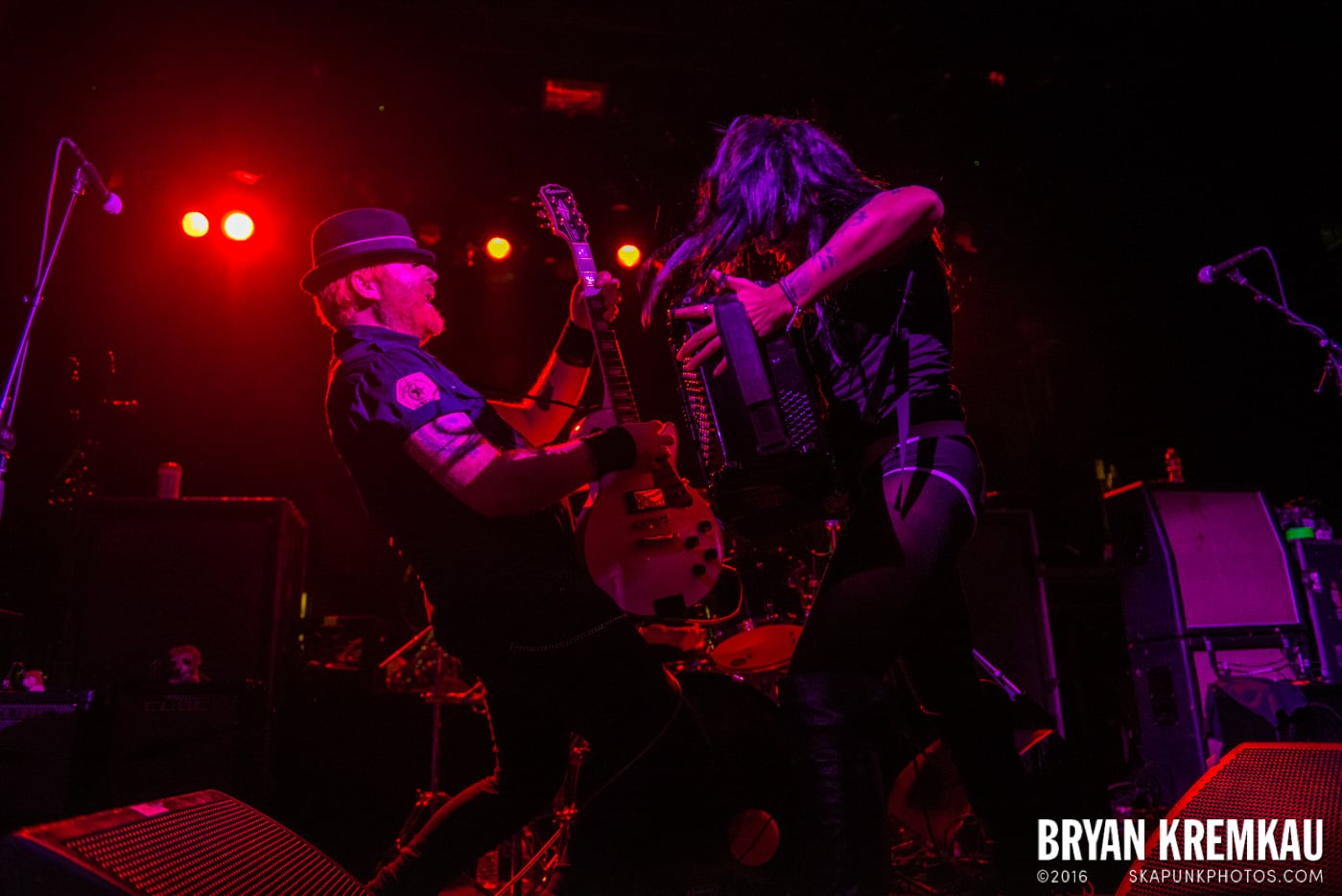The Mahones @ Irving Plaza, NYC - 3.9.15 (14)