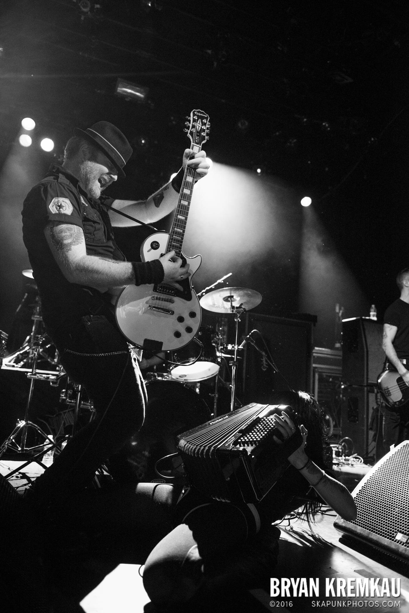 The Mahones @ Irving Plaza, NYC - 3.9.15 (11)