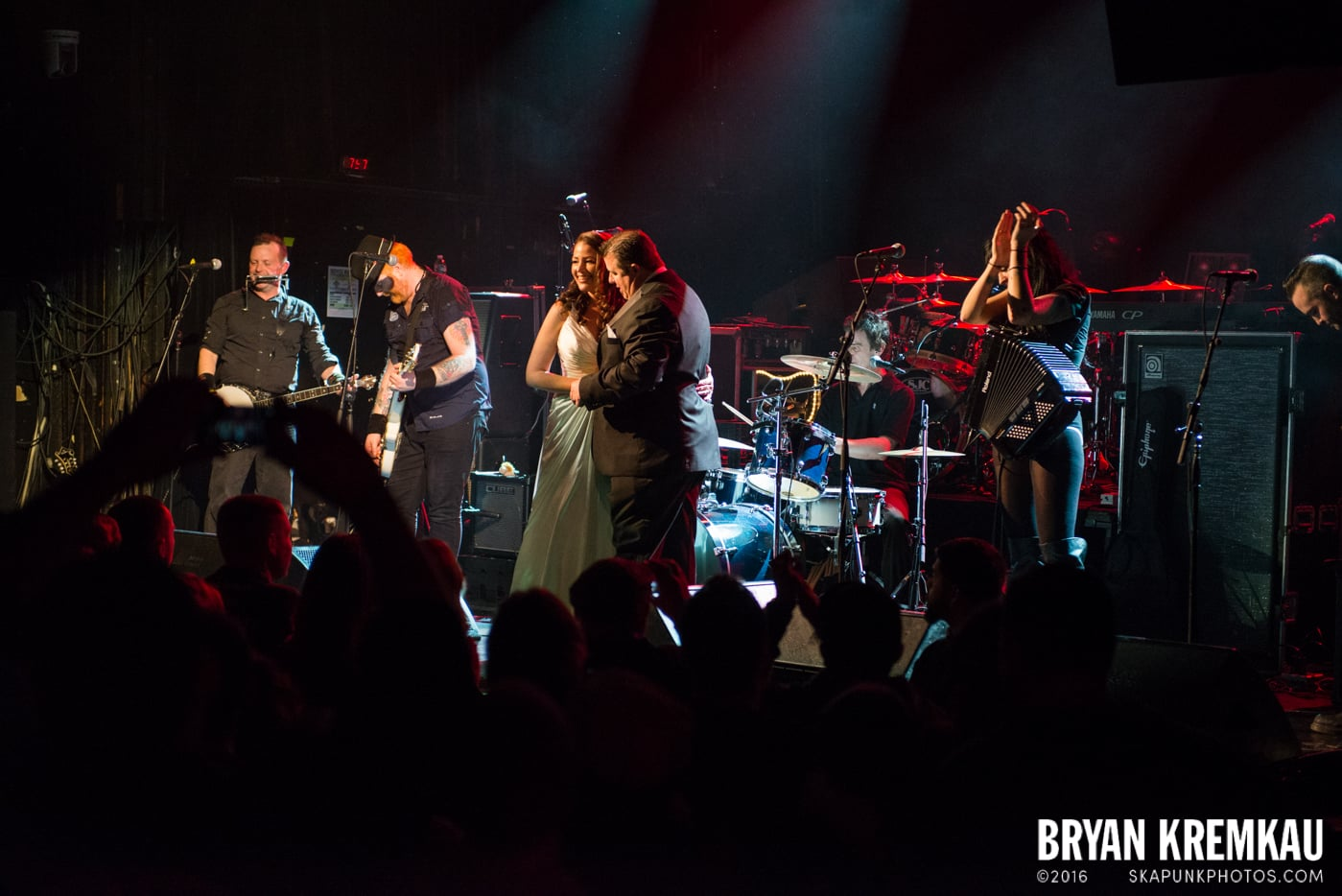 The Mahones @ Irving Plaza, NYC - 3.9.15 (9)