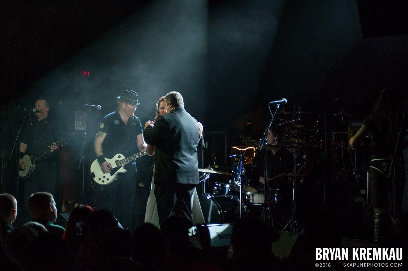The Mahones @ Irving Plaza, NYC - 3.9.15 (7)
