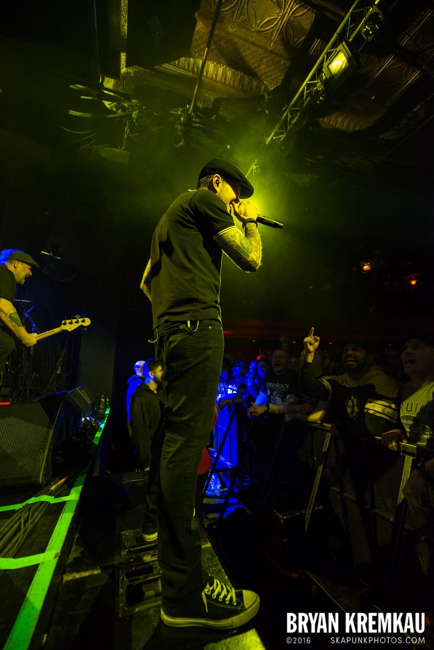 The Dropkick Murphys @ Irving Plaza, NYC - 3.9.15 (34)