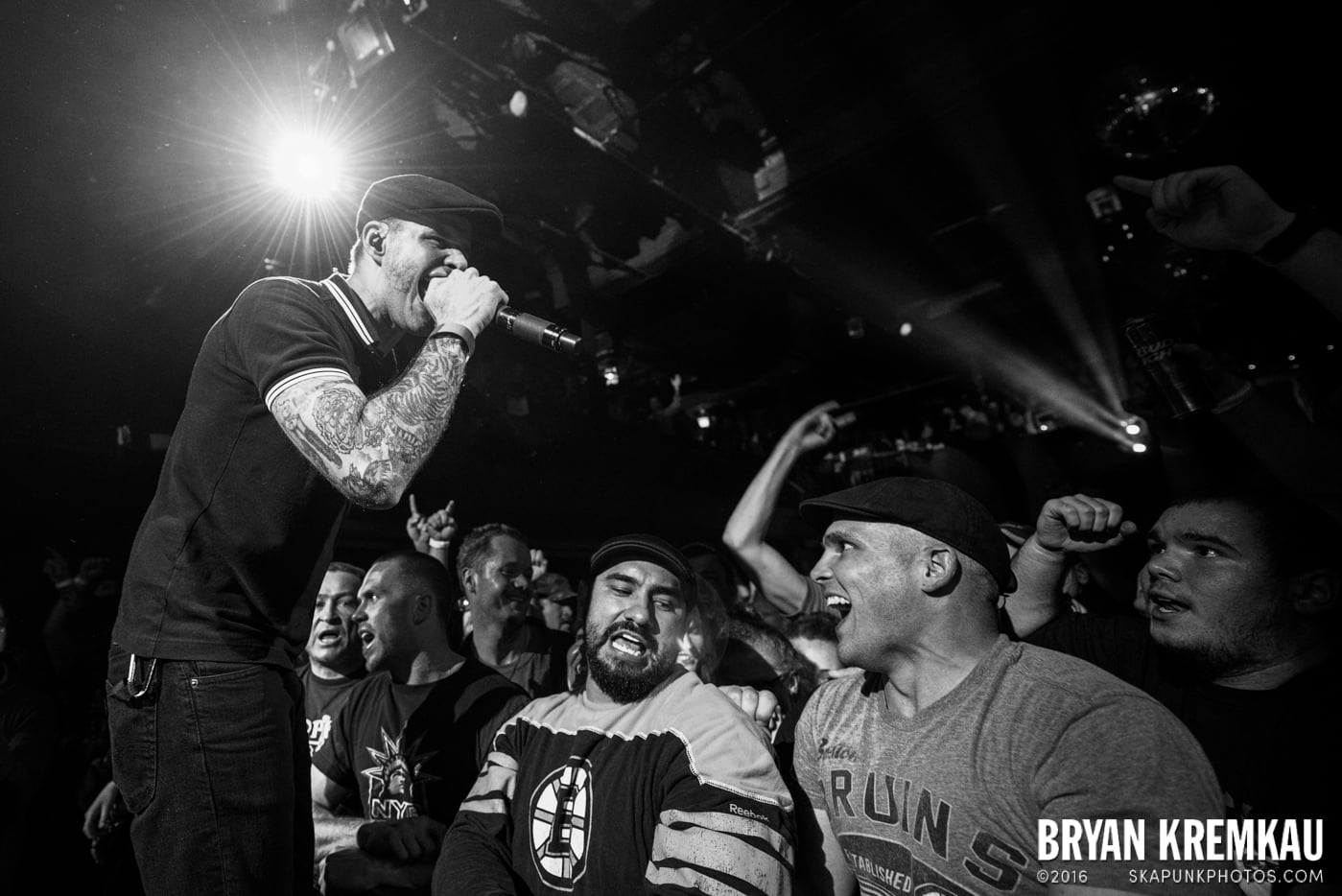 The Dropkick Murphys @ Irving Plaza, NYC - 3.9.15 (31)