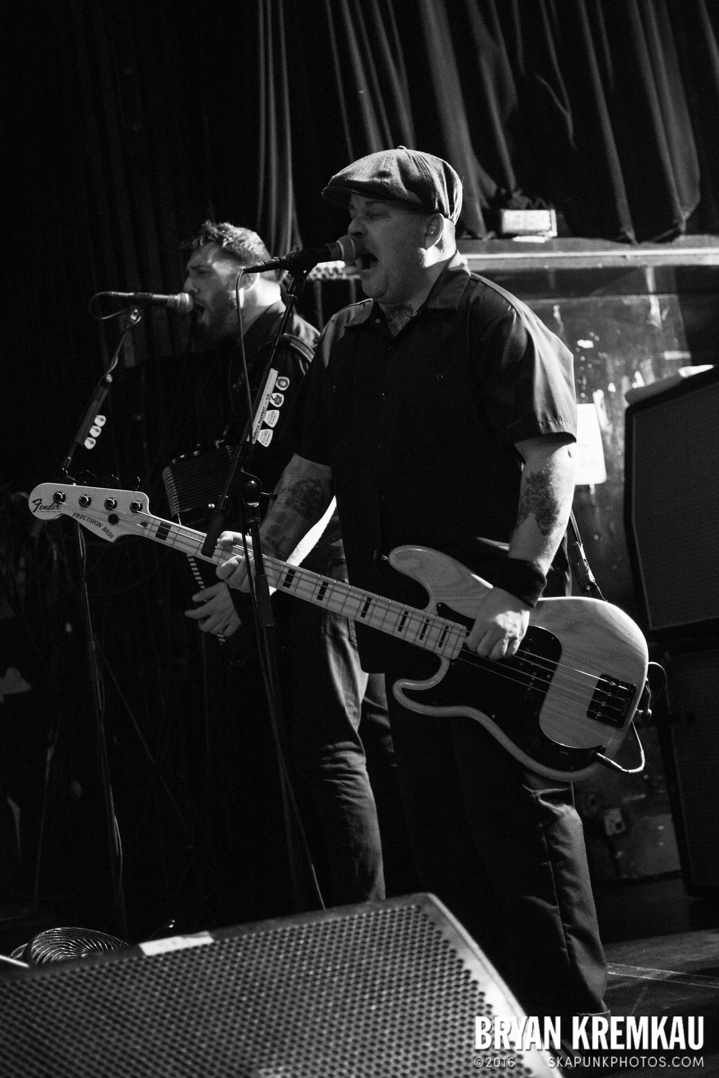 The Dropkick Murphys @ Irving Plaza, NYC - 3.9.15 (17)