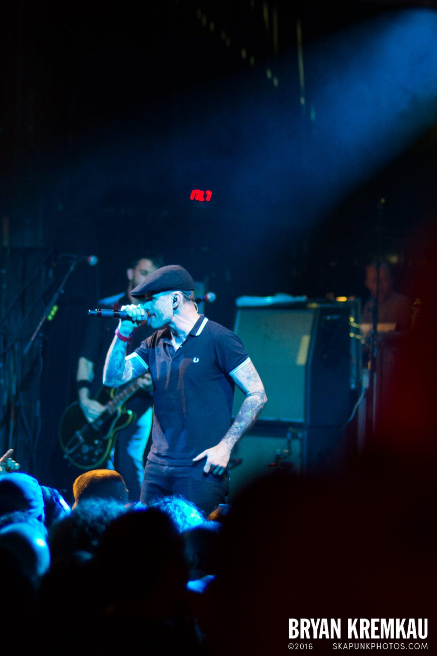 The Dropkick Murphys @ Irving Plaza, NYC - 3.9.15 (10)