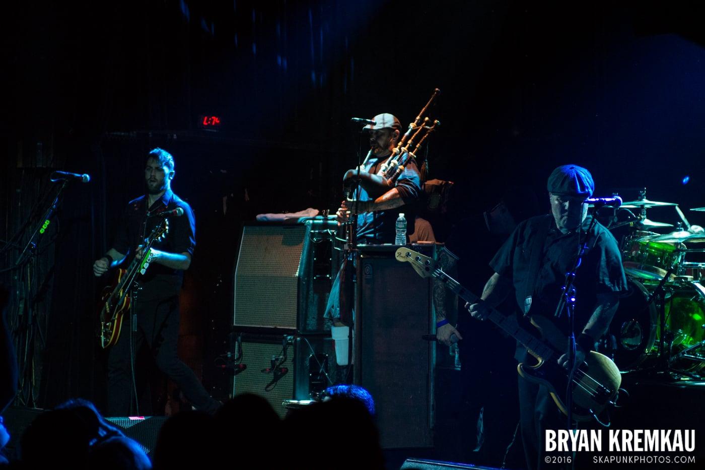 The Dropkick Murphys @ Irving Plaza, NYC - 3.9.15 (6)