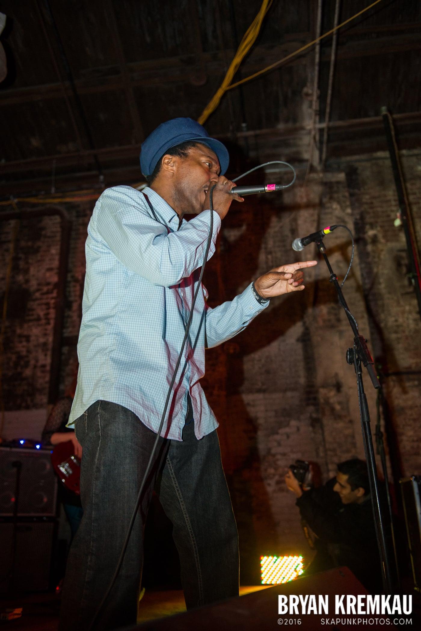 Pilfers (Set 1) @ The Wick, Brooklyn, NY - 3.14.15 (15)