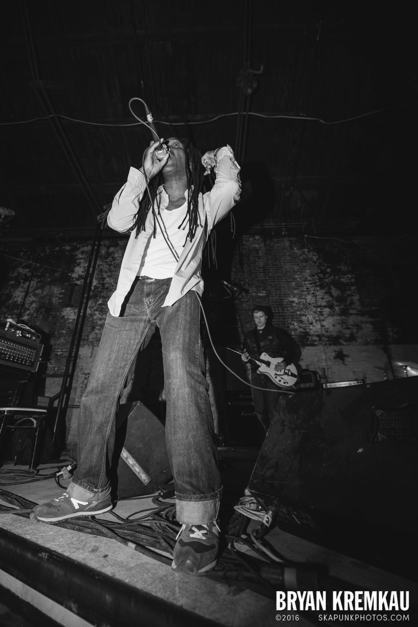 Pilfers (Set 1) @ The Wick, Brooklyn, NY - 3.14.15 (9)