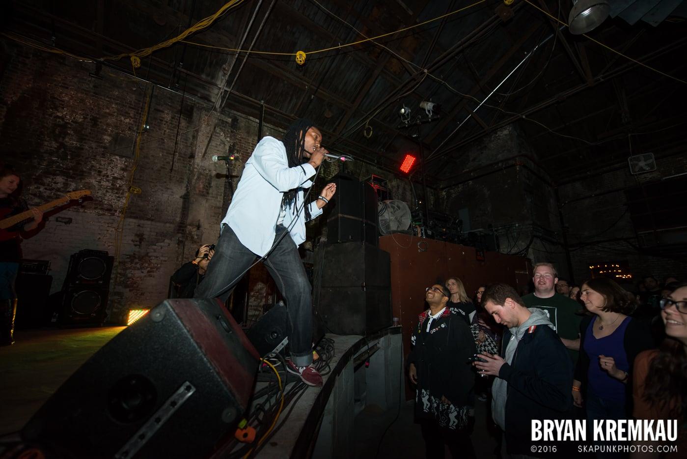 Pilfers (Set 1) @ The Wick, Brooklyn, NY - 3.14.15 (8)