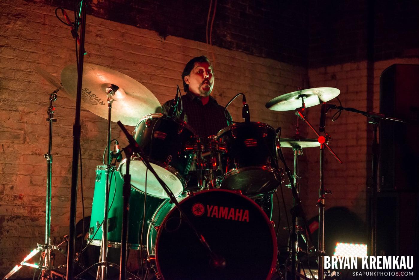 Pilfers (Set 1) @ The Wick, Brooklyn, NY - 3.14.15 (6)
