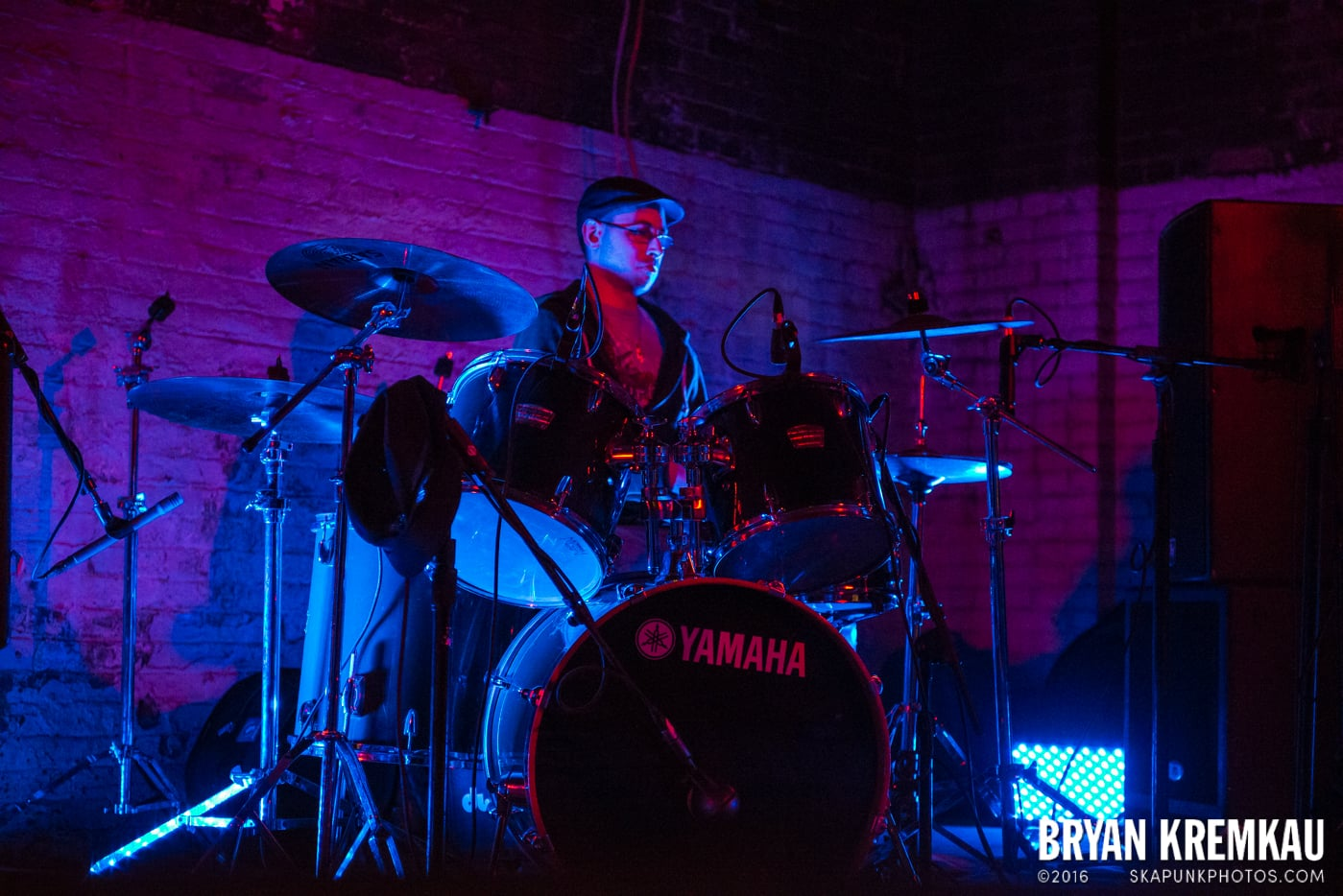 The Native Alien Tribe @ The Wick, Brooklyn, NY - 3.14.15 (14)
