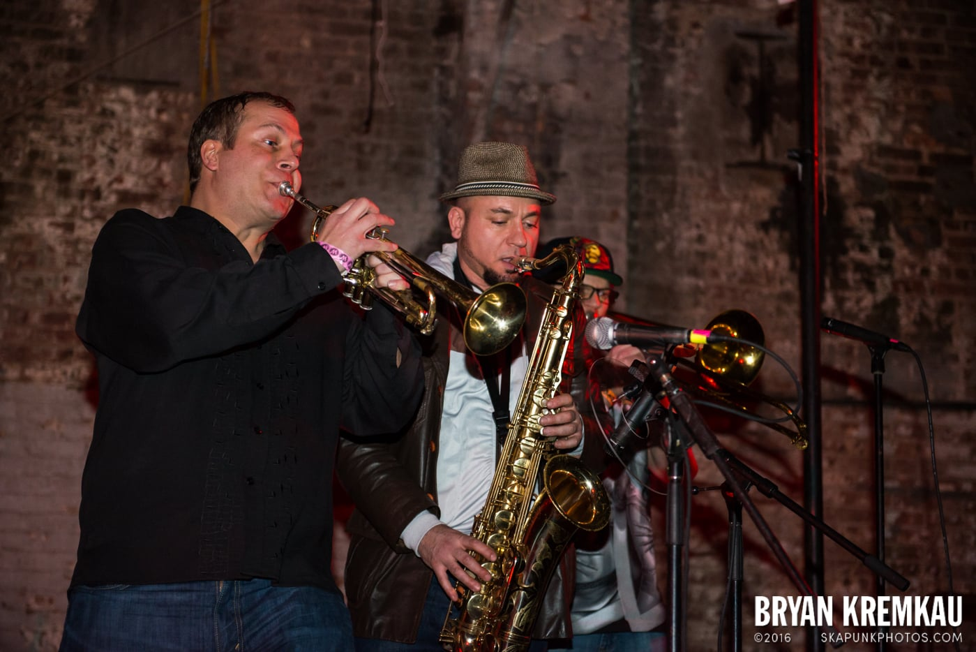 The Rudie Crew @ The Wick, Brooklyn, NY - 3.14.15 (28)