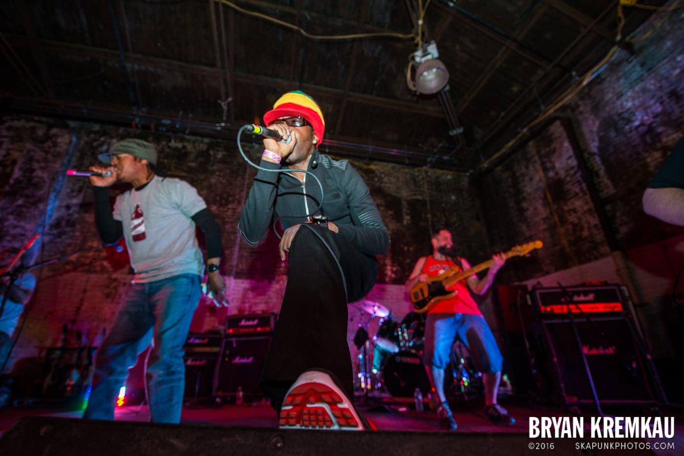Fear Nuttin Band @ The Wick, Brooklyn, NY - 3.14.15 (21)