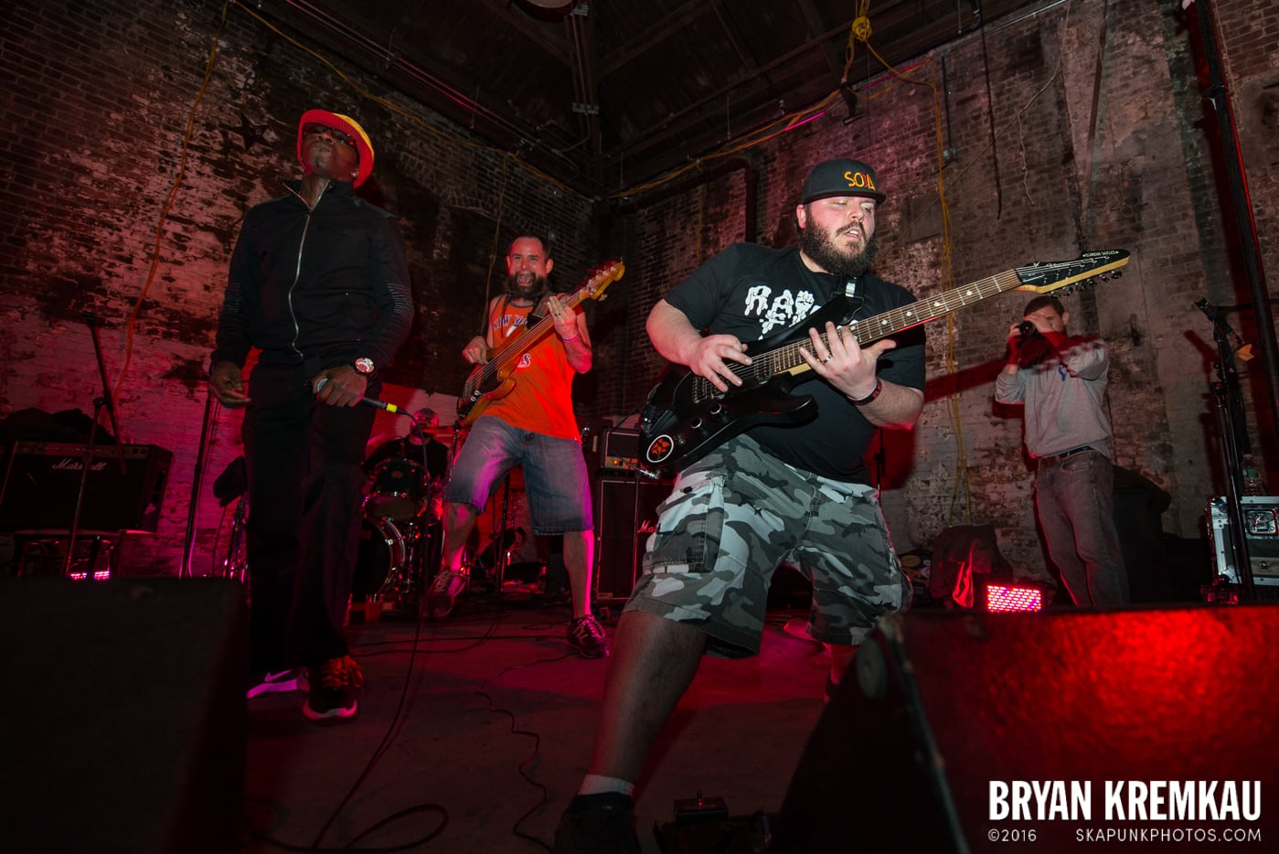Fear Nuttin Band @ The Wick, Brooklyn, NY - 3.14.15 (17)