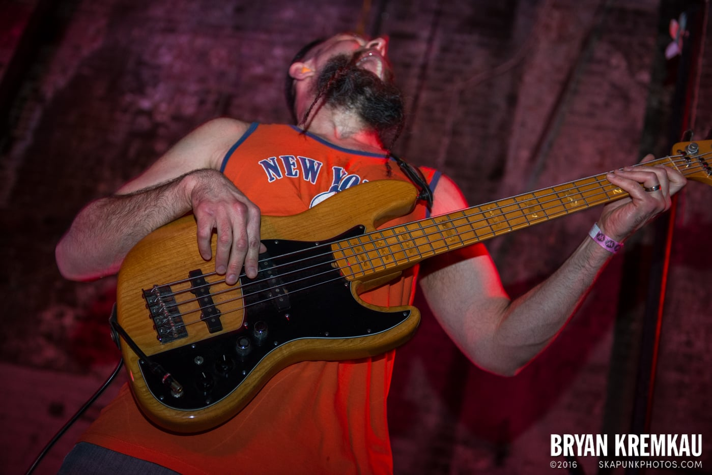 Fear Nuttin Band @ The Wick, Brooklyn, NY - 3.14.15 (3)
