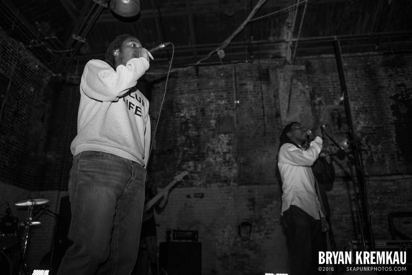 Pilfers (Set 2) @ The Wick, Brooklyn, NY - 3.14.15 (20)