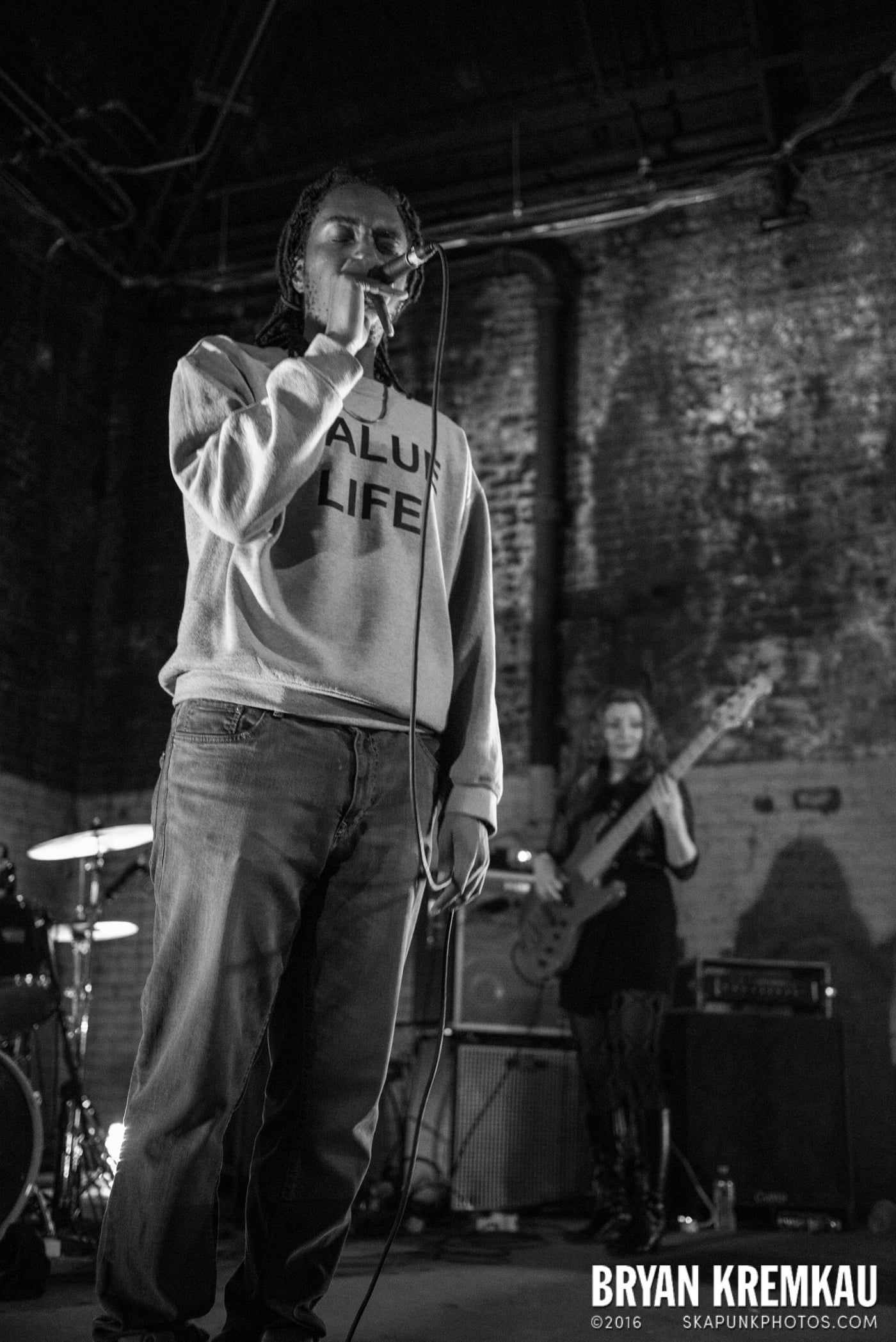 Pilfers (Set 2) @ The Wick, Brooklyn, NY - 3.14.15 (18)