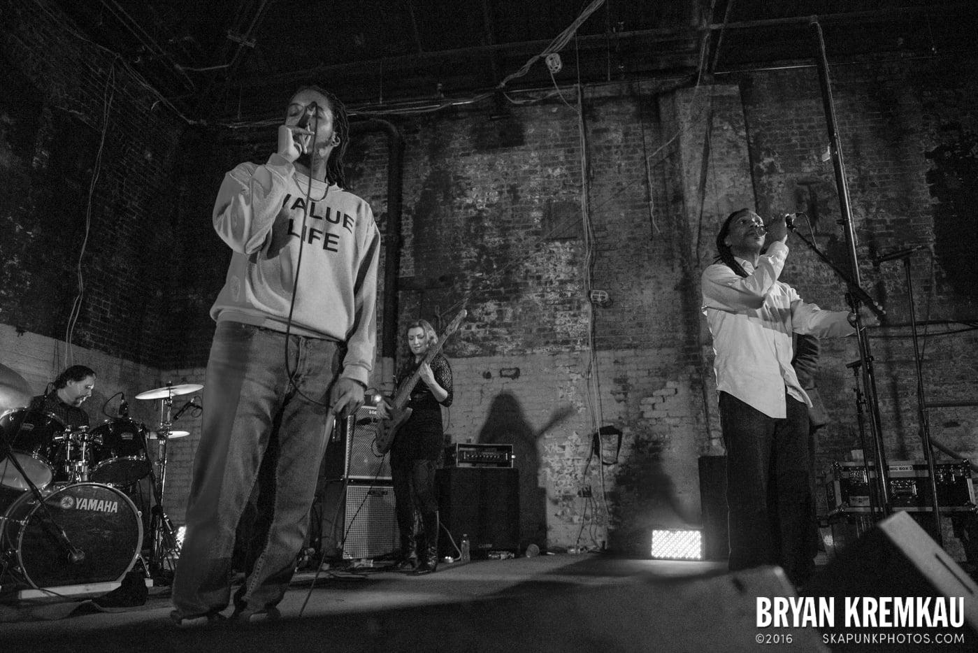 Pilfers (Set 2) @ The Wick, Brooklyn, NY - 3.14.15 (17)