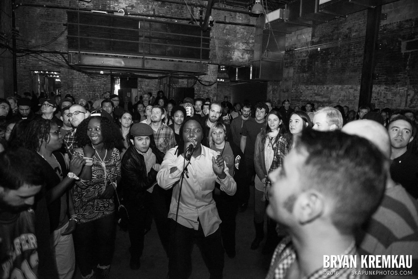 Pilfers (Set 2) @ The Wick, Brooklyn, NY - 3.14.15 (7)