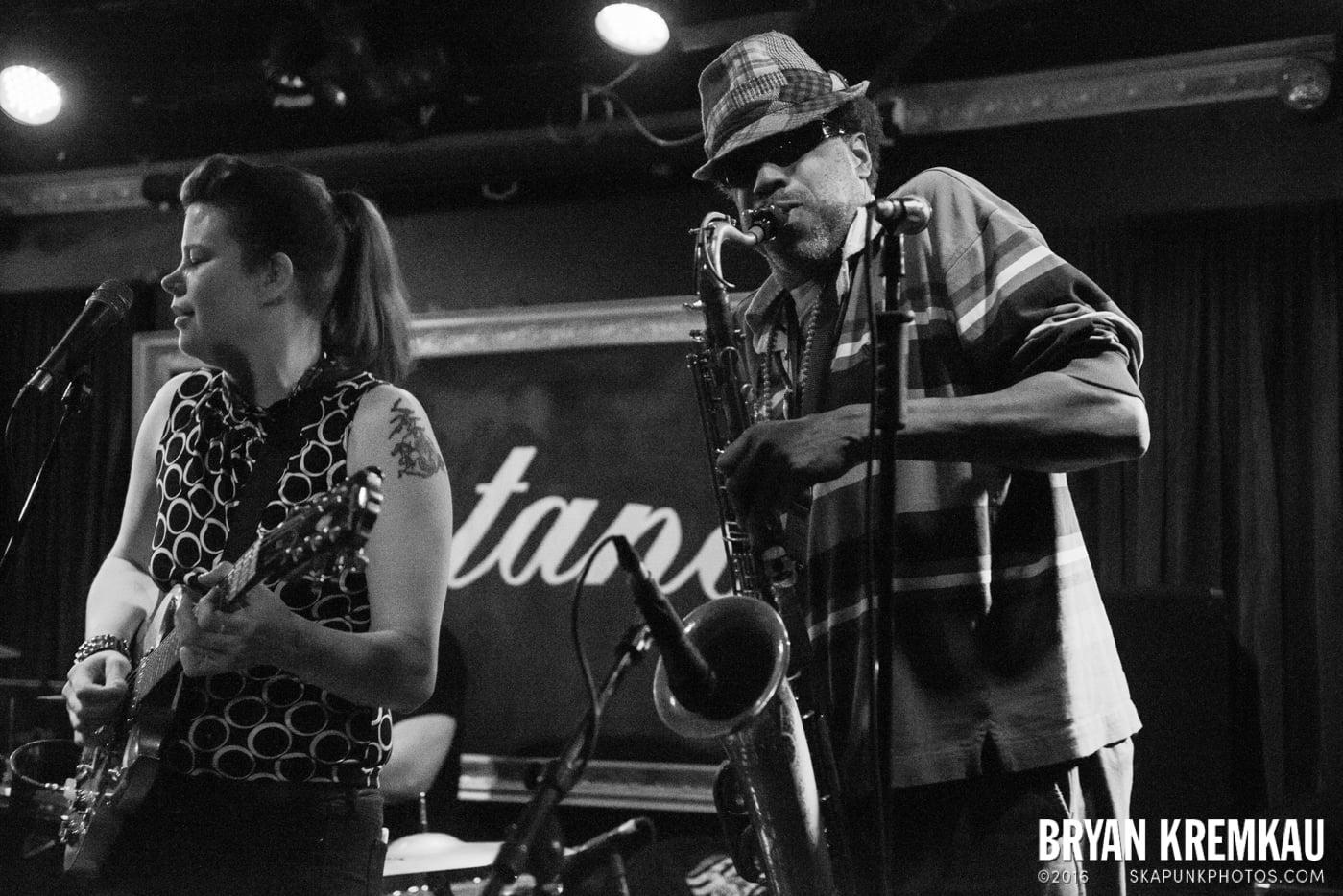 The Scotch Bonnets @ Fontana's, NYC - 4.25.15 (14)