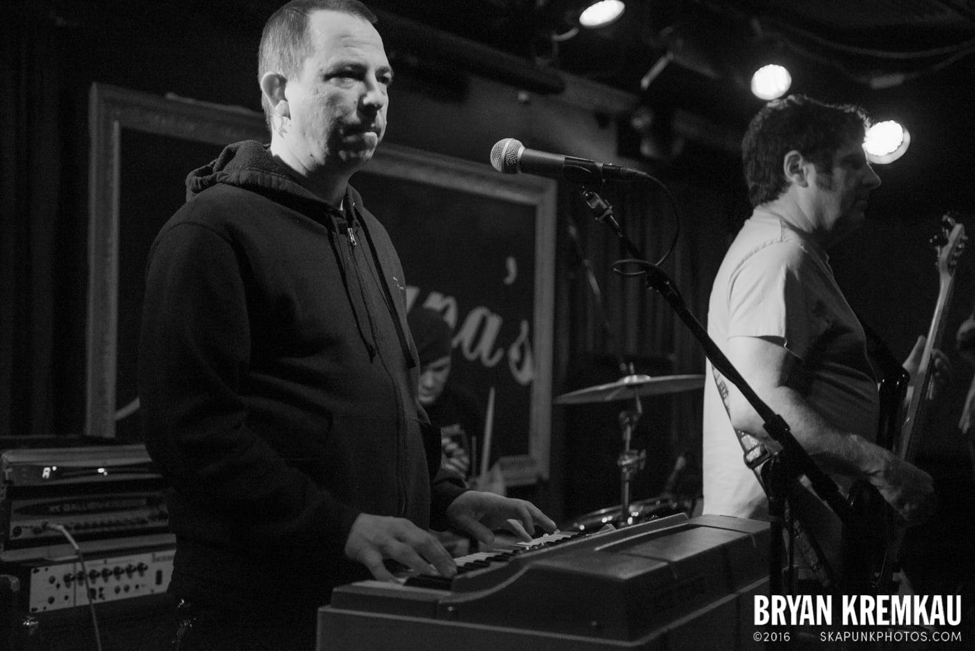 The Scotch Bonnets @ Fontana's, NYC - 4.25.15 (13)