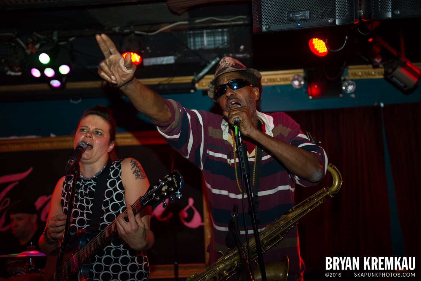 The Scotch Bonnets @ Fontana's, NYC - 4.25.15 (9)