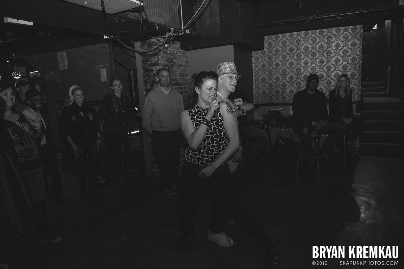 The Scotch Bonnets @ Fontana's, NYC - 4.25.15 (5)