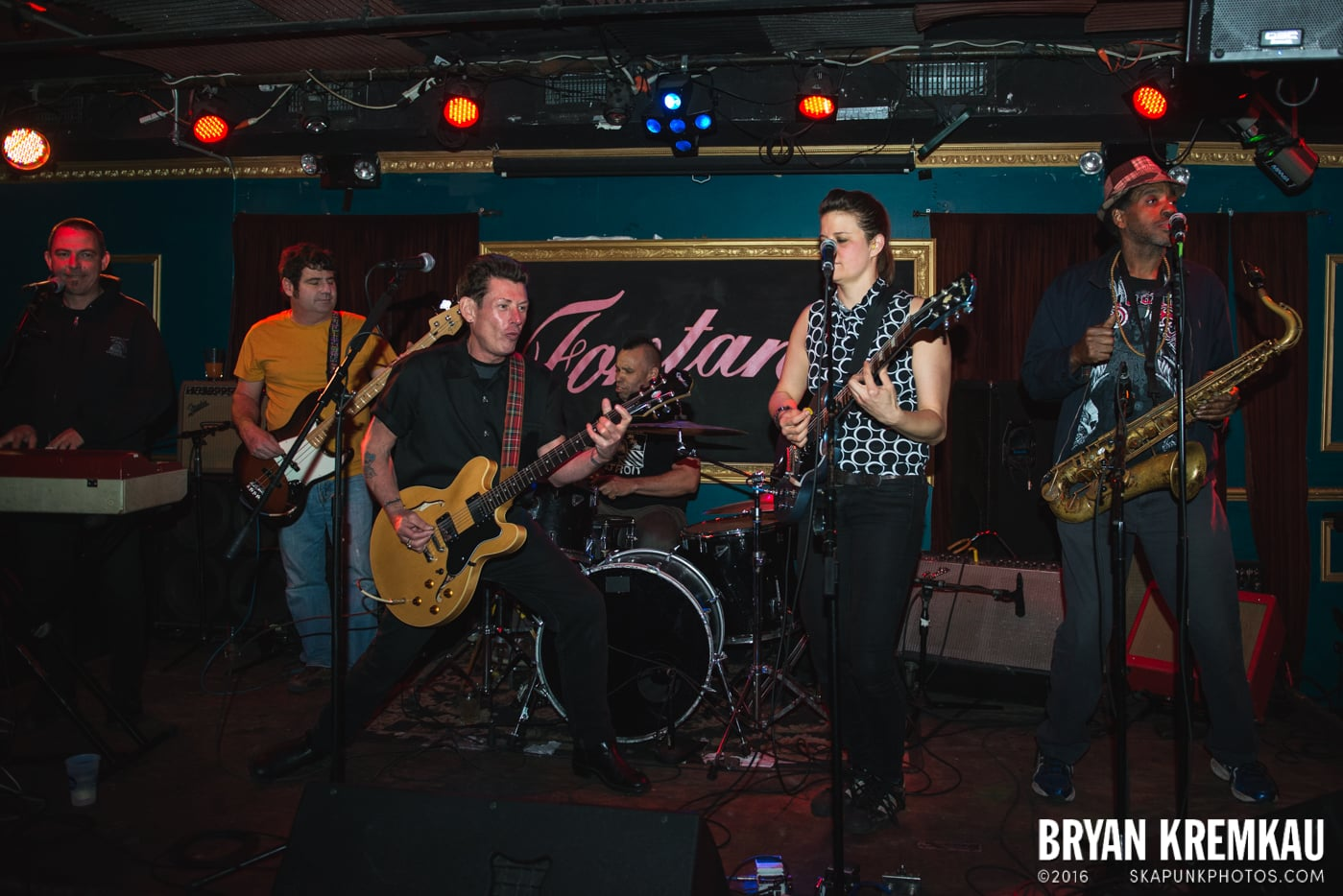Roddy Radiation & The Scotch Bonnets @ Fontana's, NYC - 4.25.15 (29)