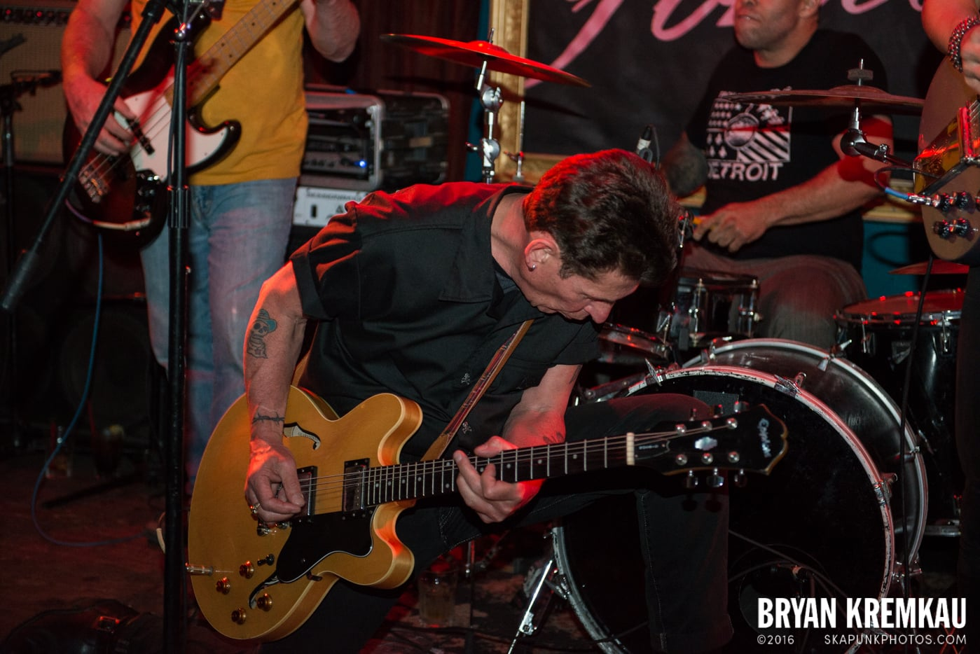 Roddy Radiation & The Scotch Bonnets @ Fontana's, NYC - 4.25.15 (19)