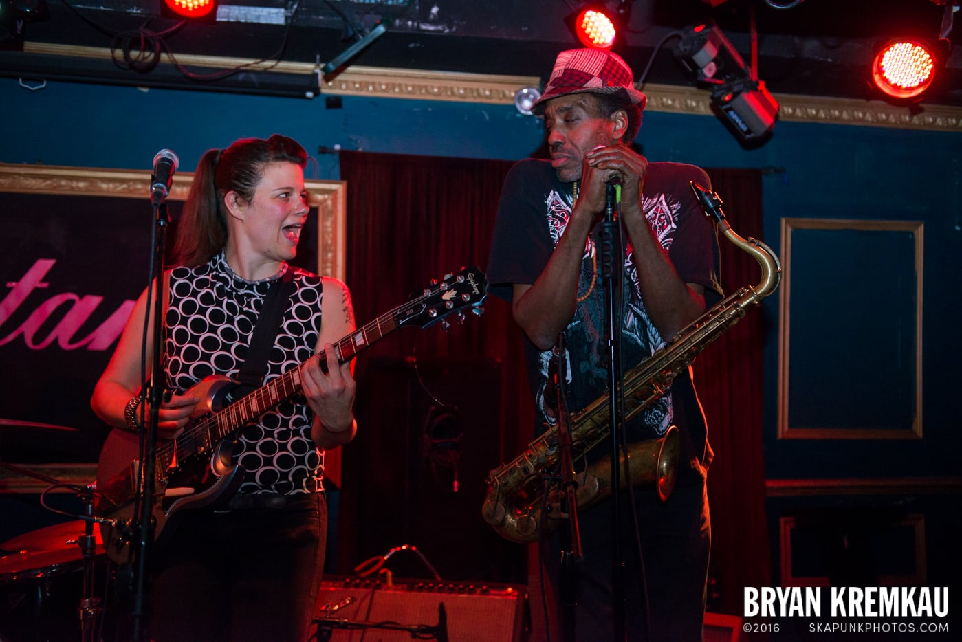 Roddy Radiation & The Scotch Bonnets @ Fontana's, NYC - 4.25.15 (16)