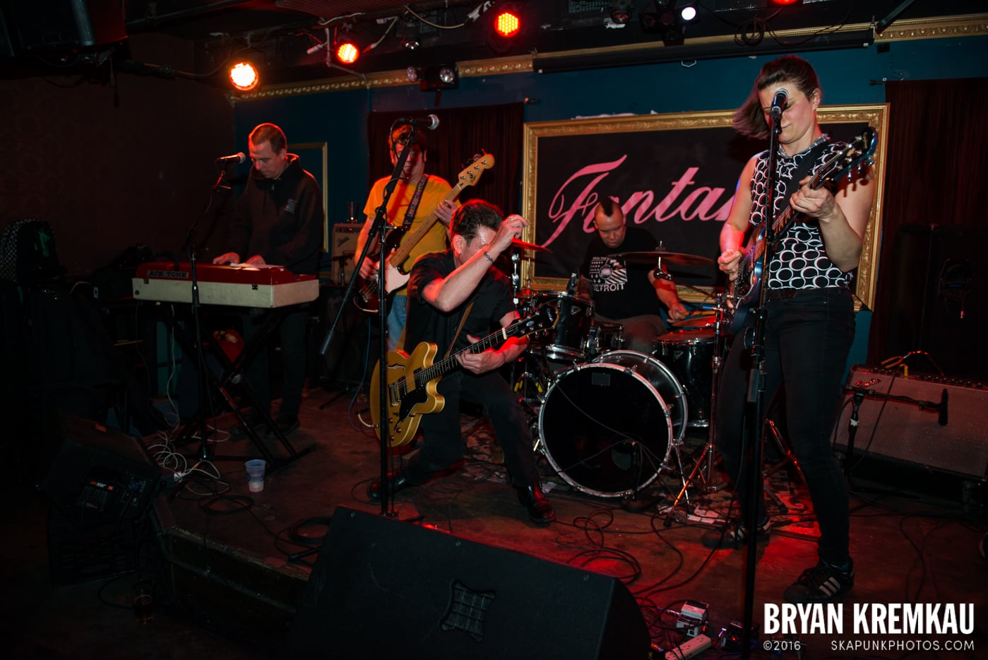 Roddy Radiation & The Scotch Bonnets @ Fontana's, NYC - 4.25.15 (9)